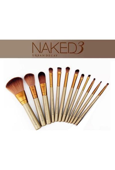 Naked 3 Fırça Seti 24'lü