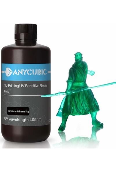 Anycubic Uv Reçine 1000 ml - Yeşil