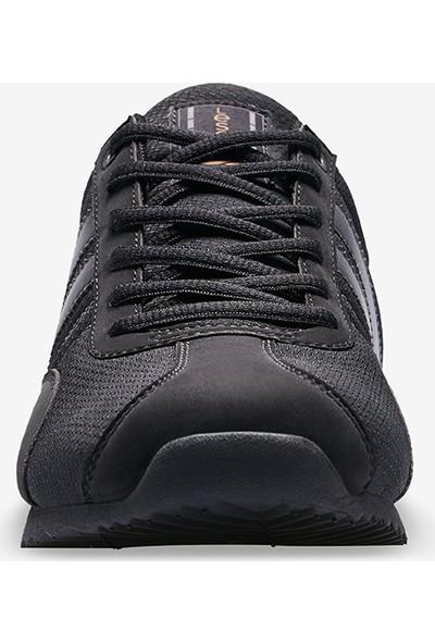 Lescon Campus 2 Siyah Kadın Sneaker Ayakkabı