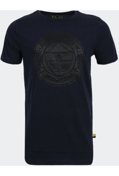 Fenerium Erkek Tribun Karbon T-Shirt