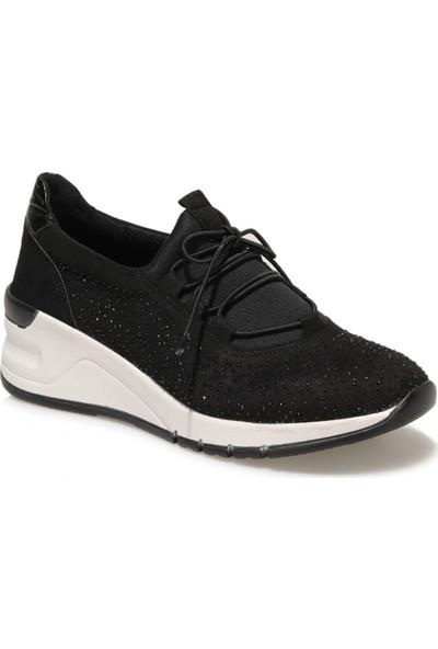 Travel Soft TRV1841.Z1FX Siyah Kadın Comfort Ayakkabı