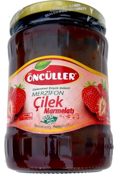 Öncüller Merzifon Çilek Marmelatı 630 gr