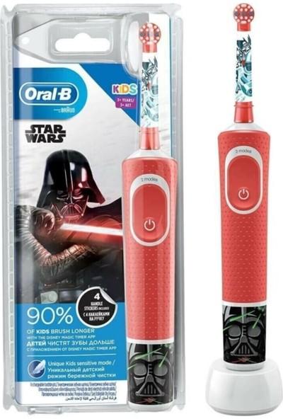 Oral-B Şarjlı Star Wars Çocuk Diş Fırçası