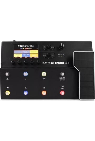 Line6 Pod Go Gitar Prosesörü