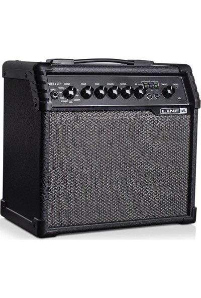 Line 6 Spider V 20 Mkıı Elektro Gitar Amfisi