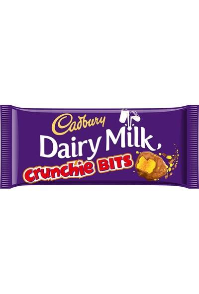 Cadbury Dairy Milk With Crunchie Bits Chocolate Bar - 200G