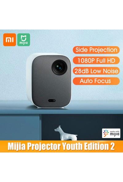 Xiaomi Mijia Dlp Projector Youth Edition 2 1080P FHD (Yurt Dışından)