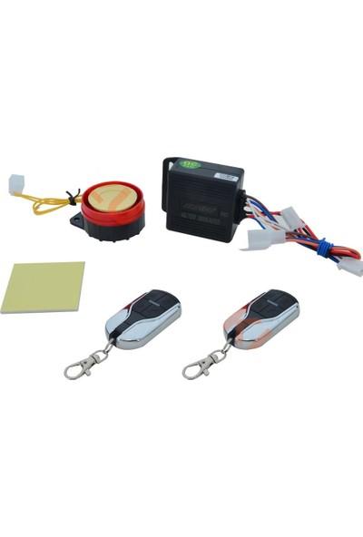 Monero Alarm Seti E-Bike 48-72W Içindir.e-Bike