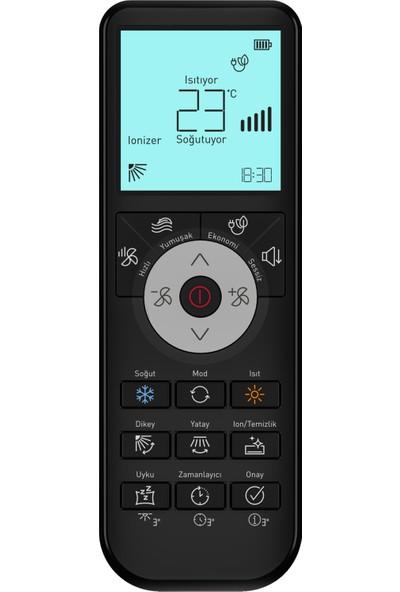 Arçelik 09560 Mirror Prosmart A++ 9000 BTU Inverter Klima - Siyah