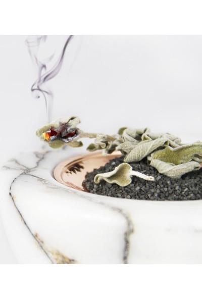 Coho Natural Adaçayı Tütsü Demeti 2 Li Set Büyük