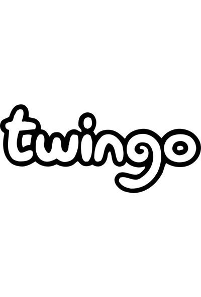 Quart Twingo Sticker Oto Sticker