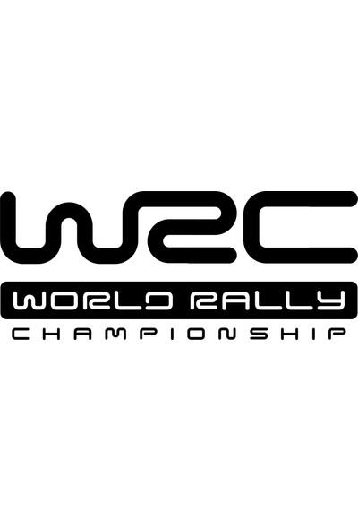 Quart Wrc World Rally Championship Sticker, Oto Araba Sticker