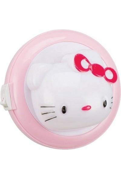 YCL Pembe Hello Kitty Gece Lambası