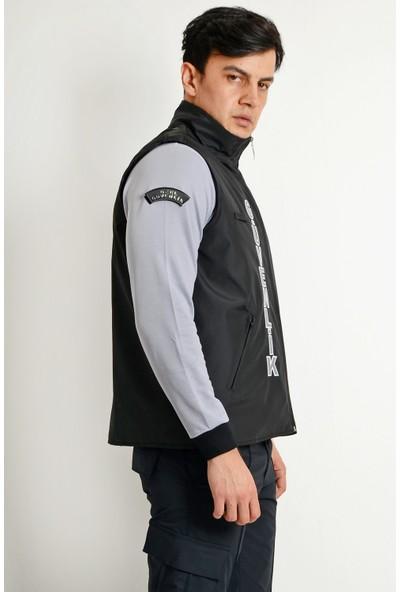 Moda Canel Özel Güvenlik Nakışlı Yelek