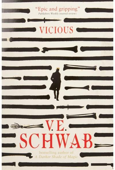 Vicious - V. E. Schwab