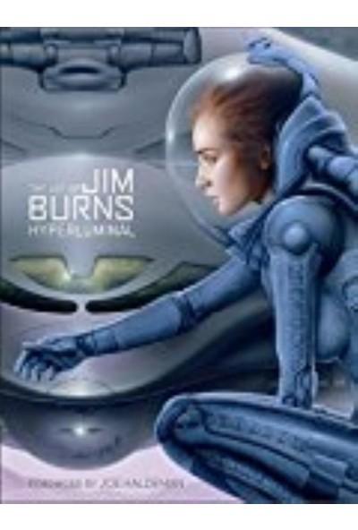 The Art of Jim Burns: Hyperluminal - Jim Burns
