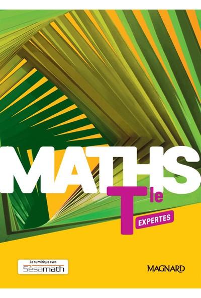 Maths Expertes Tle (2020) - Manuel élève