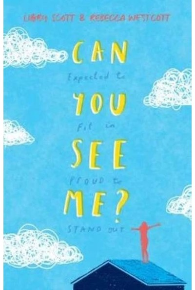 Can You See Me? - Libby Scott