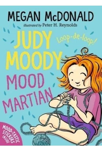 Judy Moody Mood Martian - Megan McDonald