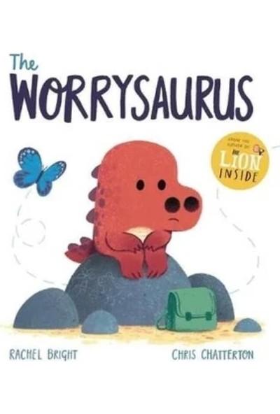 The Worrysaurus - Rachel Bright