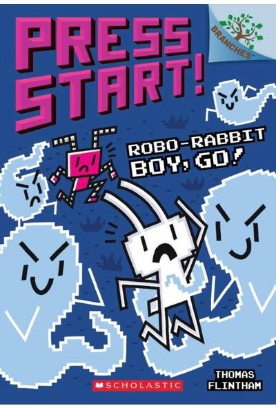 Branches - Press Start! Robo-Rabbit Boy, Go! - Thomas Flintham