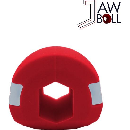 Jawball Jawline Çene Çizgisi Egzersiz Topu