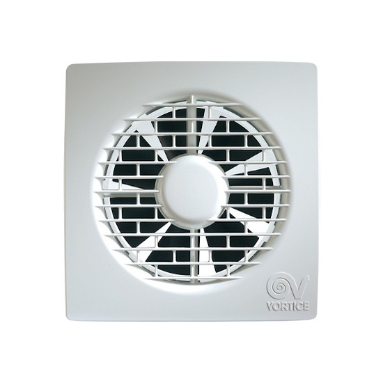 Vortice Mini Aksiyel Fan Vortice Punto Filo 11125 Mf150/6 Model 335 M3/H