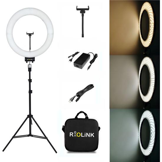 Riolink Ring Light 18 Inch 84 Watt Ekranlı