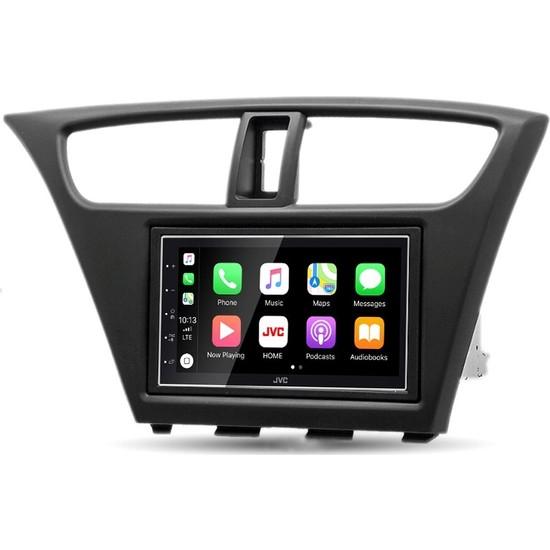 Jvc Honda Civic Hb Carplay Androidauto Multimedya Sistemi