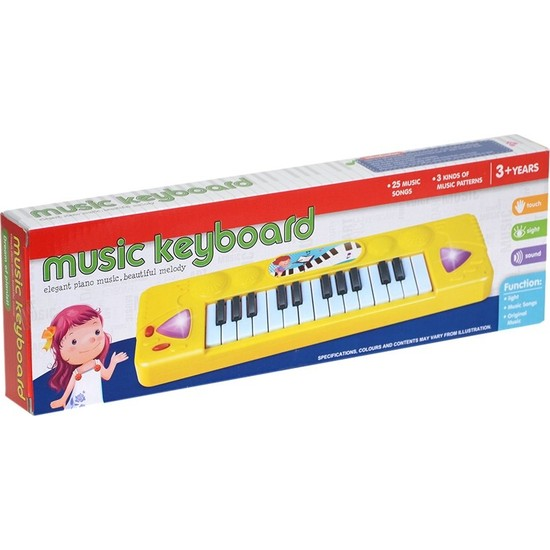 Parstek FL9302 Pilli Piano