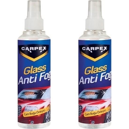 Carpex Cam Buğu Önleyici 200 ml 2'li