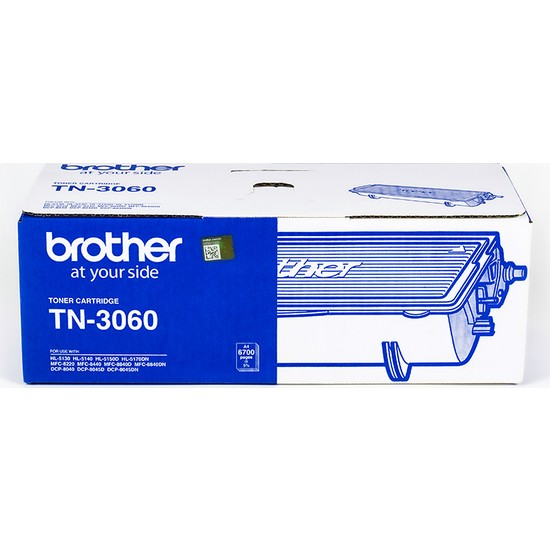 BROTHER TN-3060 Siyah Toner (6700 Sayfa)