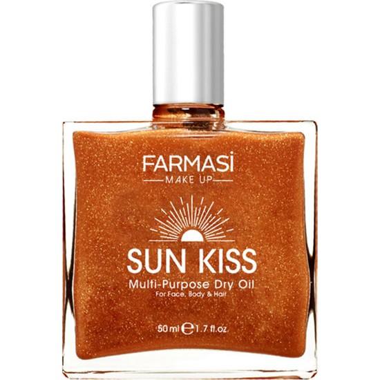 Farmasi Sun Kiss Bronzlaştırıcı Yağ