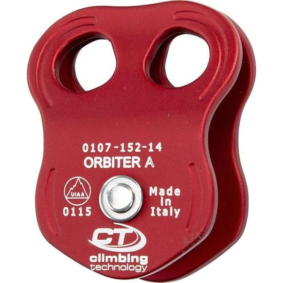 Climbing Technology Ct Orbıter Kırmızı A Makara