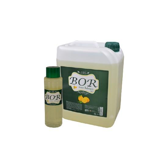 Bor Limon Kolonyası 5 Lt + 1 Adet 400 ml