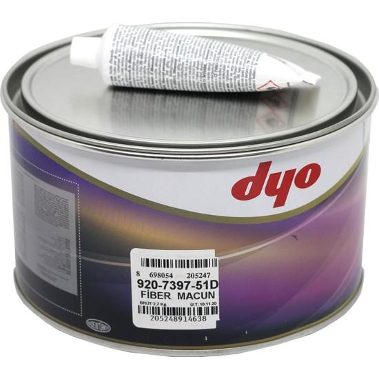 Dyo Fiber Macun 2,7 kg