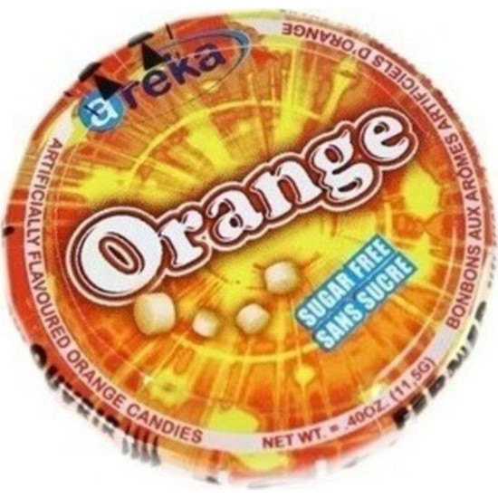 Areka Portakallı Şeker 11,5 gr
