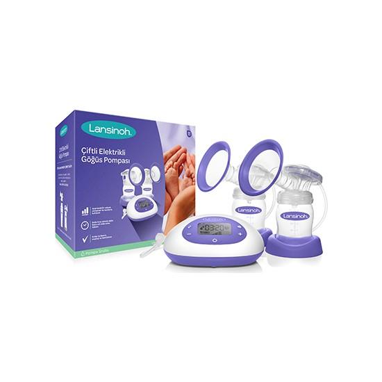 Lansinoh® Çiftli Elektrikli Göğüs Pompası