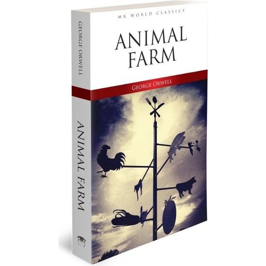 Animal Farm - İngilizce Klasik Roman - George Orwell