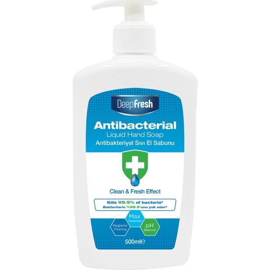 Deep Fresh Antibakteriyel Sıvı Sabun 500 ml