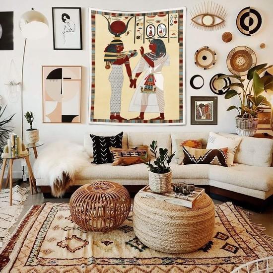 Bis Home Design Duvar Örtüsü