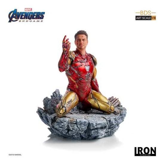 Iron Studios Marvel - Avengers: Endgame - I Am Iron Man Figür