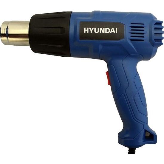 Hyundai HHG604 Sıcak Hava Tabancası 2000W - 2 Kademe