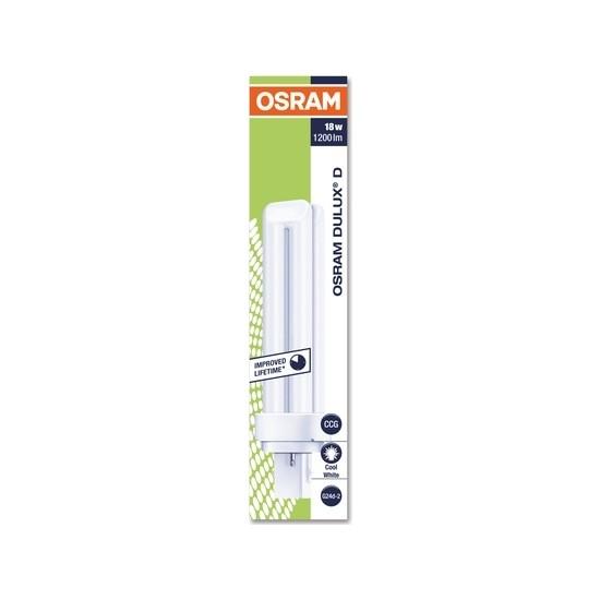 Osram 18 Watt 840 Plc Ampul ( 2 Pin )