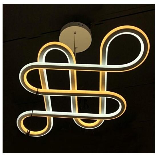 Burenze Modern Plafonyer Power LED Avize Concept Ürün Çift Renk BURENZE150