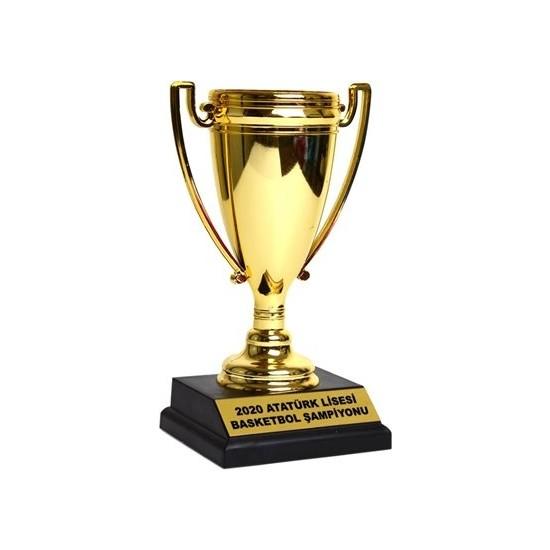 Baskı Adresi Kişiye Özel Büyük Boy Ödül Kupası (Kutulu)