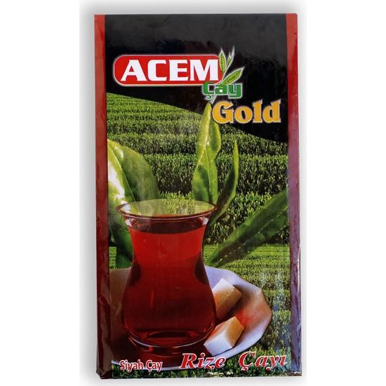 Acem Gold Siyah Çay 1000 gr