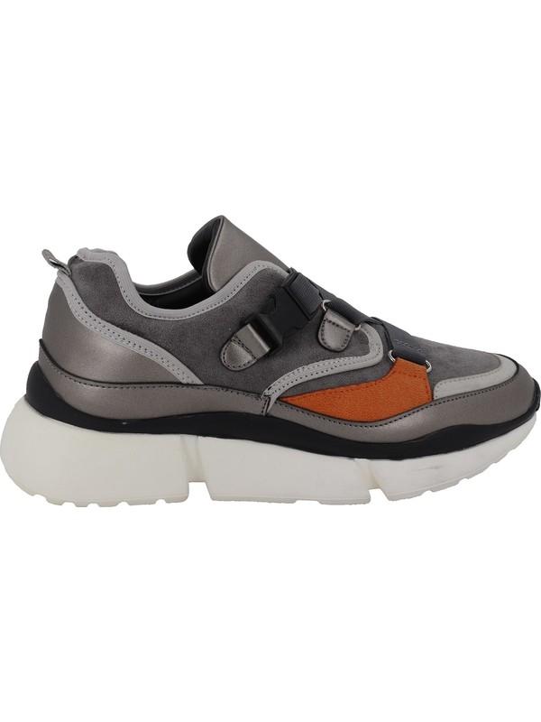 Prins Gri Kadın Spor Ayakkabı 78