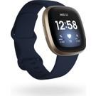 Fitbit Versa 3 Akıllı Saat- Gece Mavisi/Altın