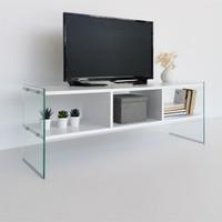 Neostill - Majör Tv Sehpası Beyaz 120 cm TV400